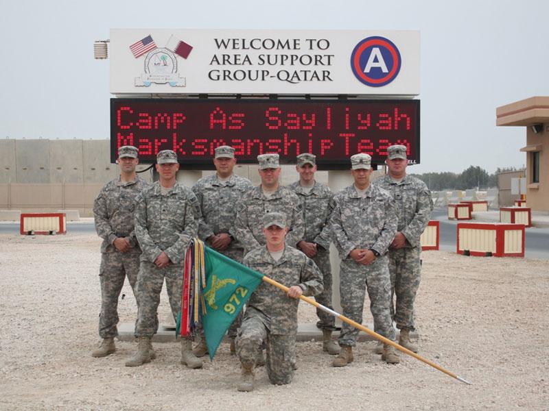 AAR, US Army Renew Medical Logistics Deal in Mideast