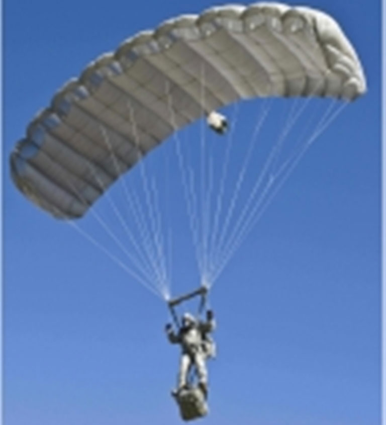 Airborne Systems' New Parachute Capabilities at AUSA