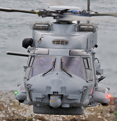 Airbus Helicopters at DIMDEX 2014