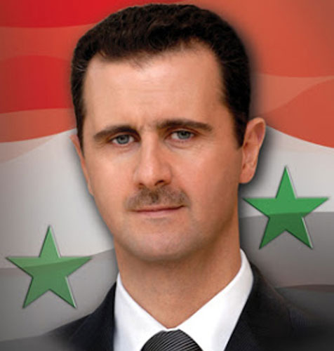 "Assad Describes Chemical Weapons Claims as ""Nonsense"""