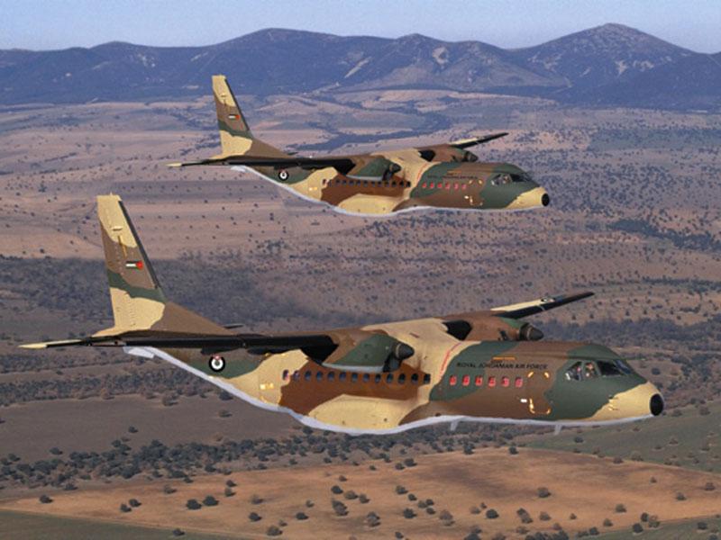 ATK Completes First Light Gunship Flight Test for Jordan