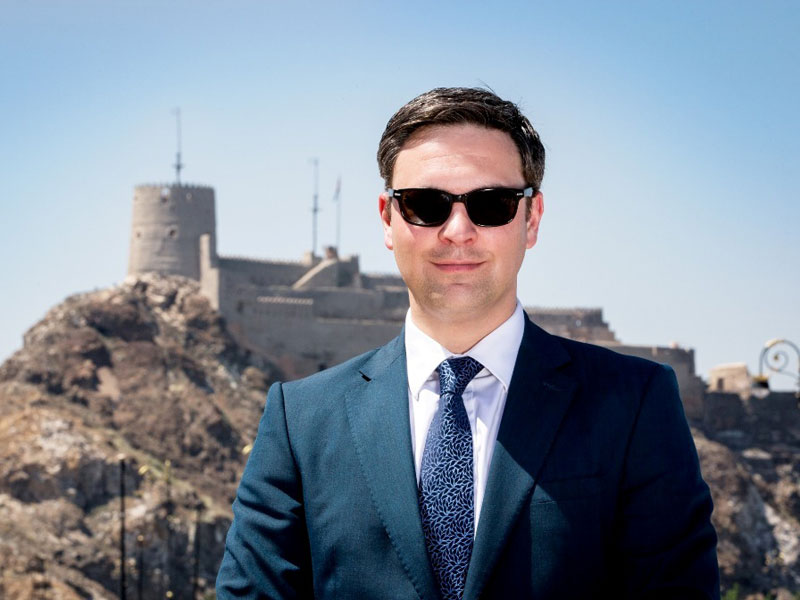 BAE Systems Names New General Manager for Oman