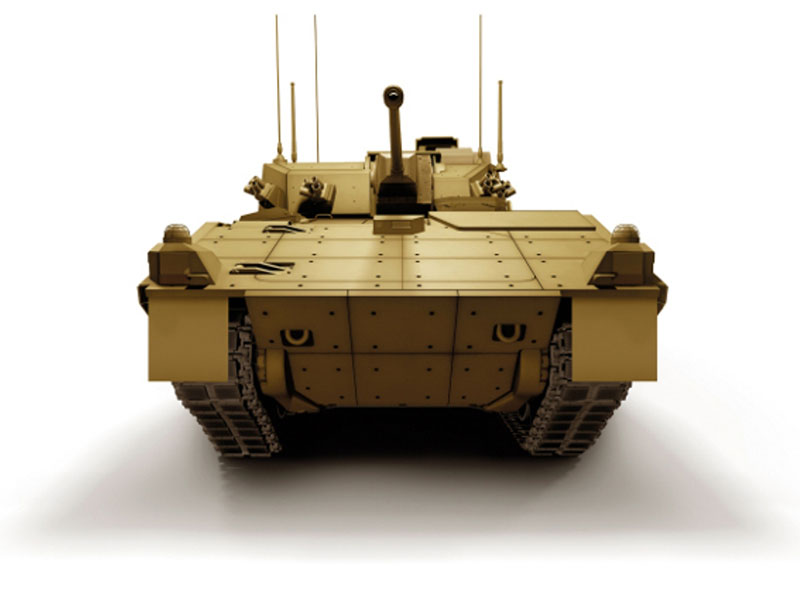 Barco, Thales: Joint Turnkey Solution for Armored Vehicles