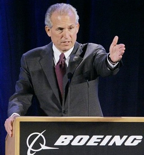 Boeing Announces $10bn Share Buyback
