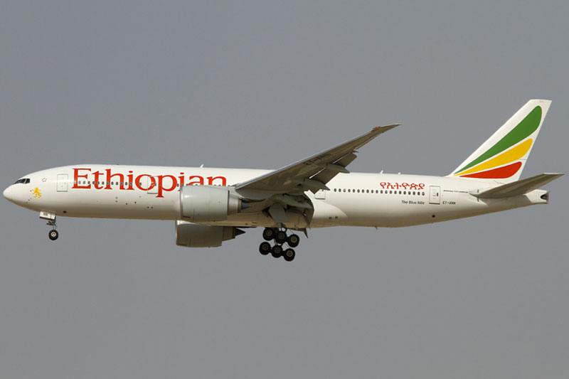 Boeing, Ethiopian Airlines Conduct 19th Humanitarian Flight