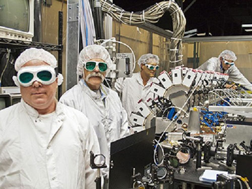 Boeing Thin Disk Laser Exceeds Performance Requirements