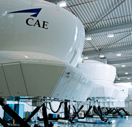 CAE Wins 3 Contracts