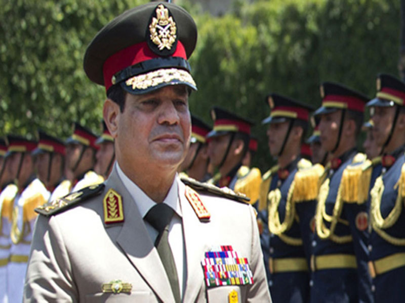 Egypt's Army Chief Reshuffles Military Commanders