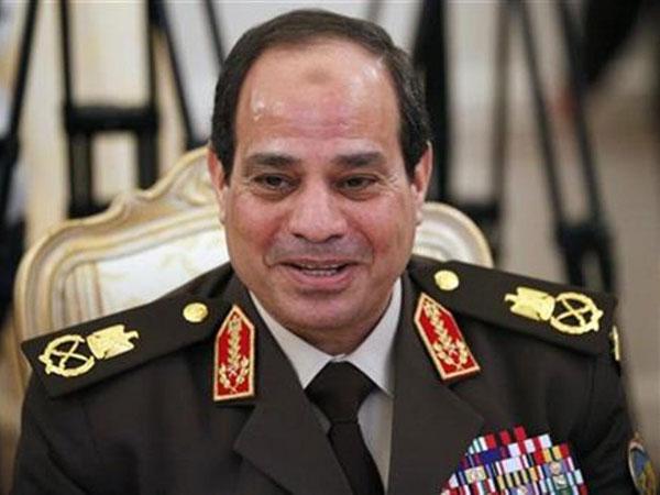 Egypt's Defense Minister Announces Presidential Bid