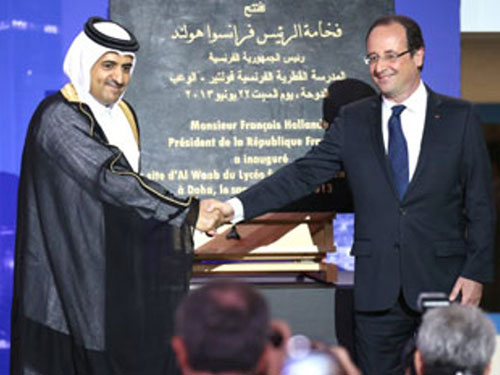France Makes New Arms Proposals to Qatar
