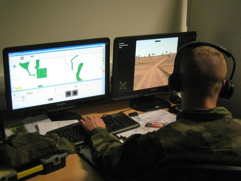 French Army Deploys Thales Commander Training System