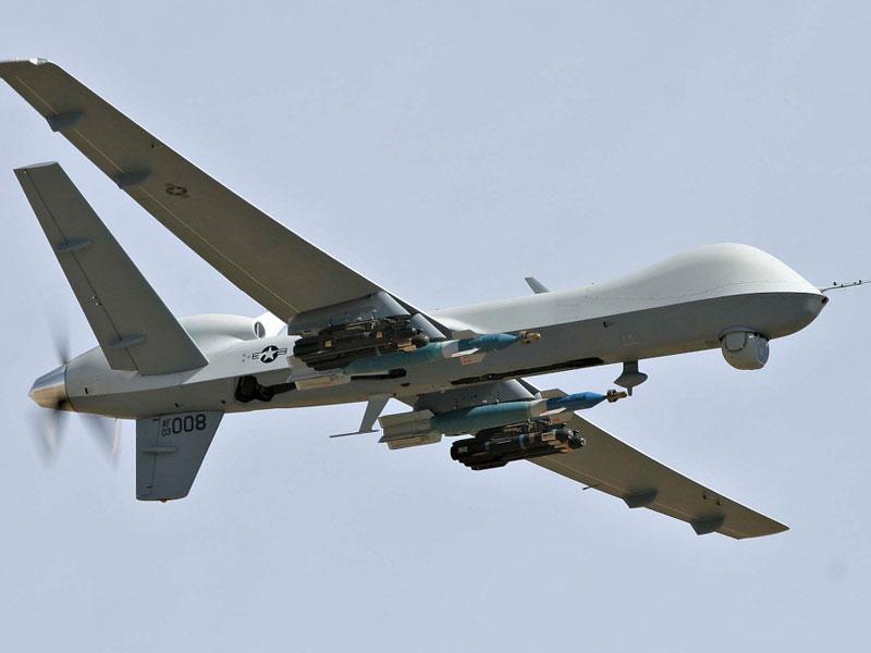 GA-ASI Tests SAA System Components Aboard Predator B