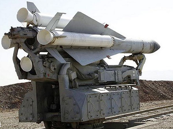 Iran Planning New Tactic for S-200 Missile System