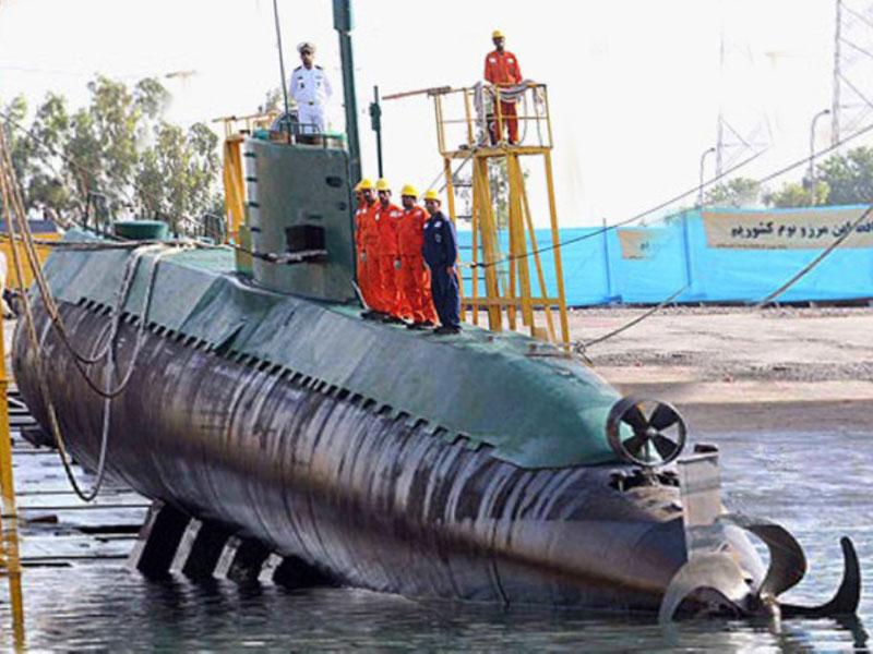 Iran to Unveil New Submarine in Months