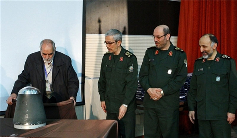 Iran Unveils Smart Detection Cabin for Cruise Missiles