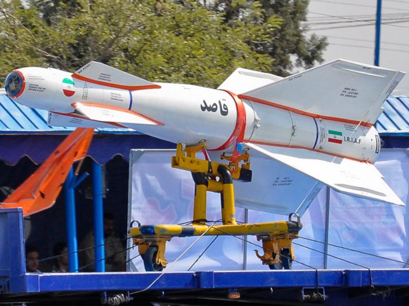 Iran Upgrading Smart Bomb Platform
