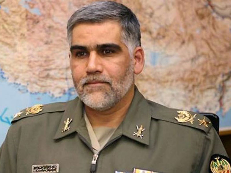 Iranian Army to Conduct Asymmetric Wargames