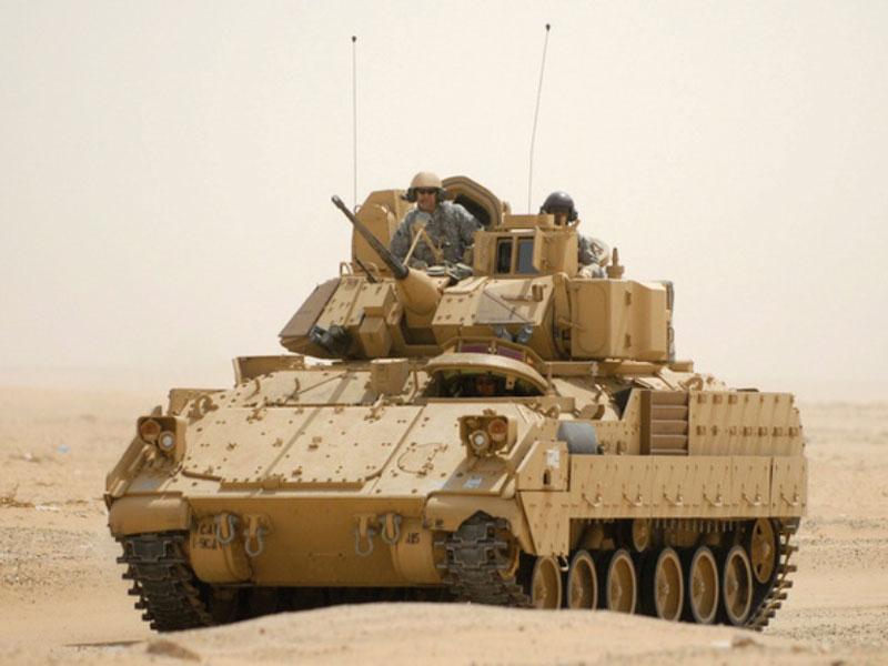 Iraq Eyes 200 Bradley Fighting Vehicles
