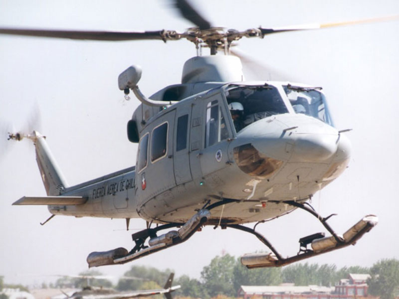 Iraq to Acquire 12 Bell 412 EP Helicopters