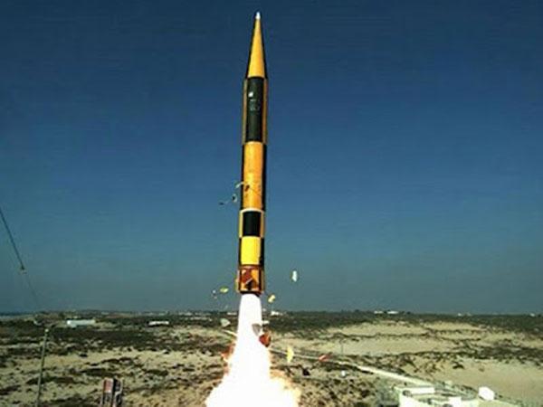 Israel's Upgraded Arrow Interceptor Passes 2nd Flight Test