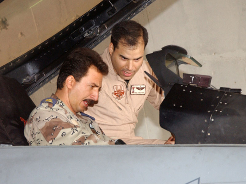 L-3 Link Wins Modified Contract for Iraq's F-16 Training