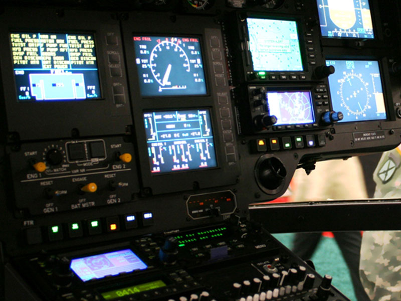 LM's Mission Equipment Package for US Army Helicopters