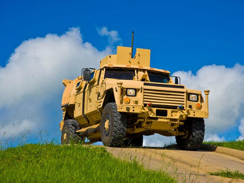 Lockheed Delivers 22 JLTV Vehicles to U.S. Army & Marines