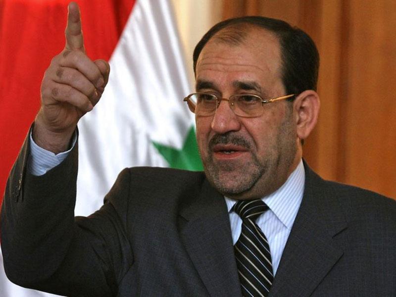"Maliki: ""War Against al-Qaeda Will Be Long"""
