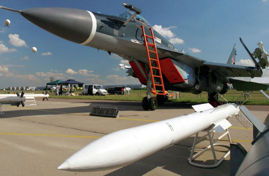 MiG Starts Testing New Russian Navy Fighter Jets