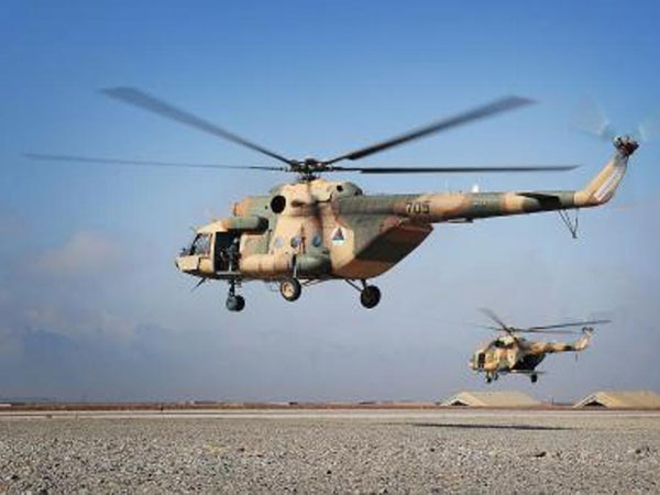 NATO to Freeze Cooperation with Russia on Afghan Choppers
