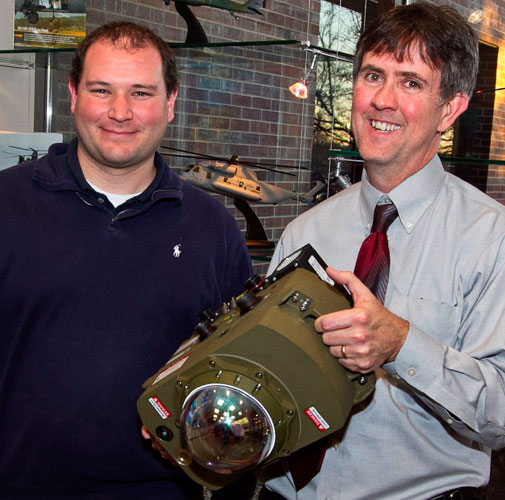 NGC Completes Common Infrared Countermeasure PDR