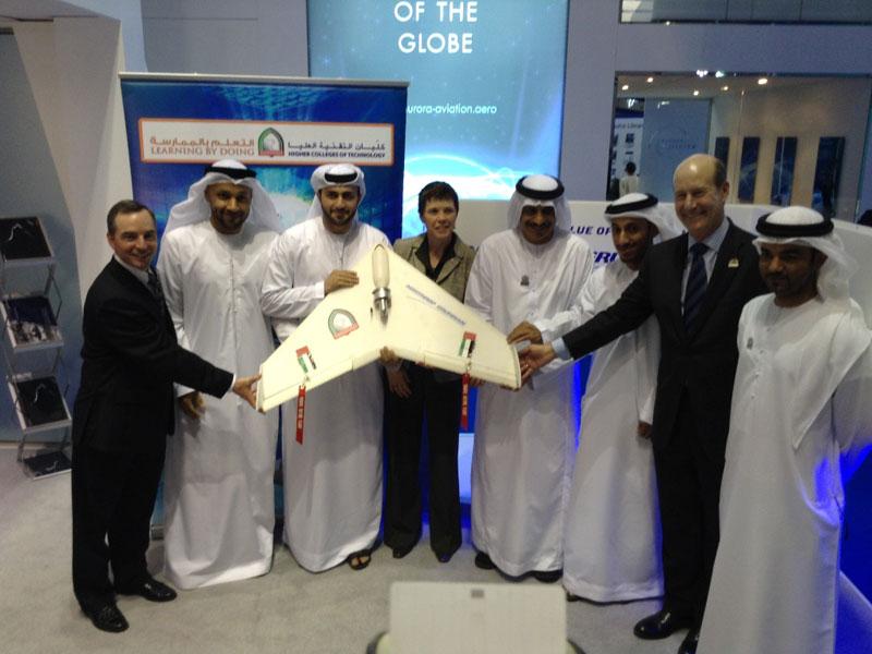 NGC, UAE