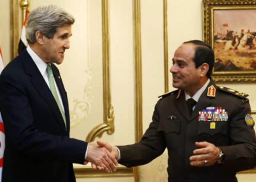 Putin, Kerry May Visit Egypt