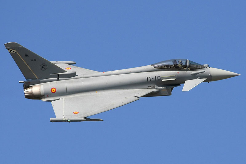 Qatar Interested in Eurofighter, Rafale Jets