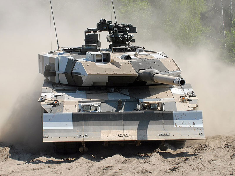 Qatar May Acquire 118 More Leopard Tanks