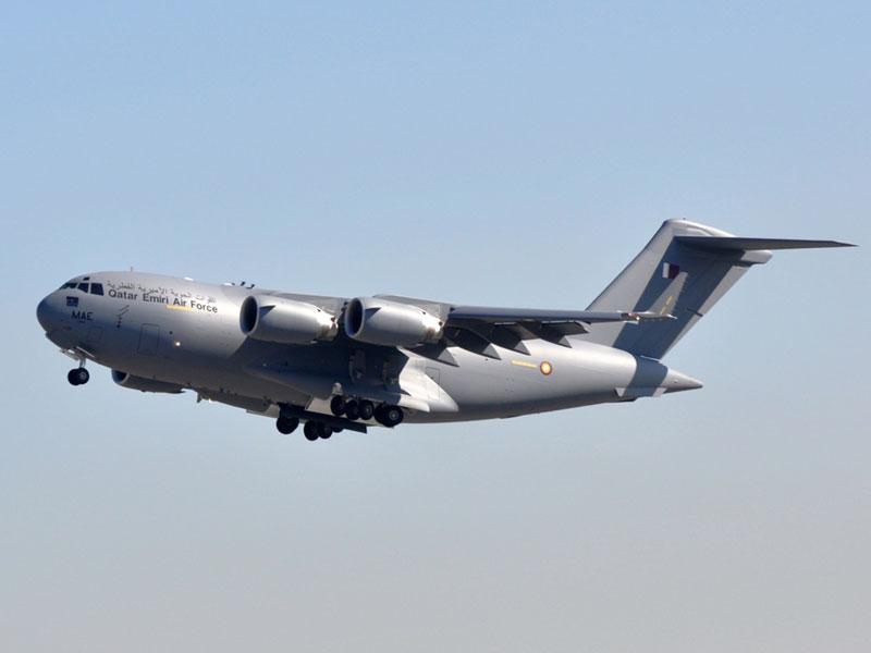 Qatar Requests C-17 Globemaster III Equipment & Support