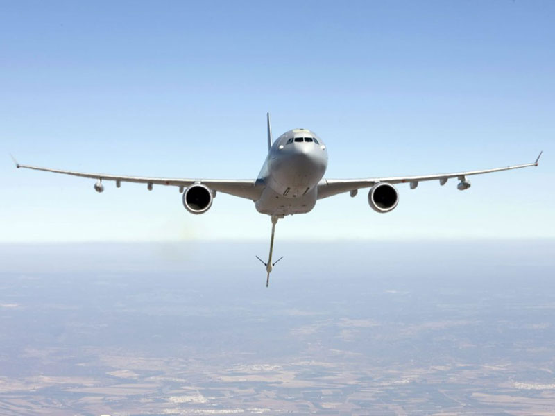 Qatar to Get 2 Airbus A330 MRTT Multi-Role Tankers