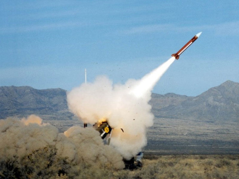 Raytheon Sees Big Missile Orders from Kuwait, Oman, Qatar