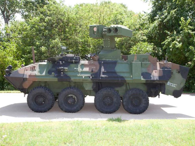Raytheon Tests Enhanced Anti-Tank Weapon System