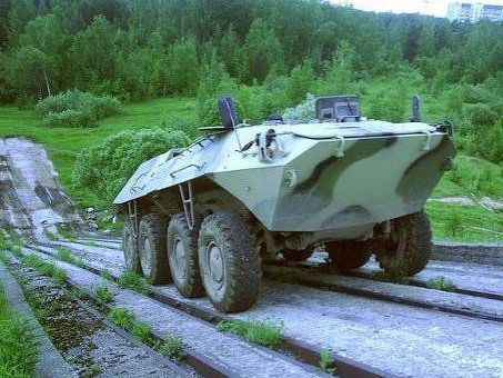 Russia Develops Silent Robotic Armored Personal Carrier