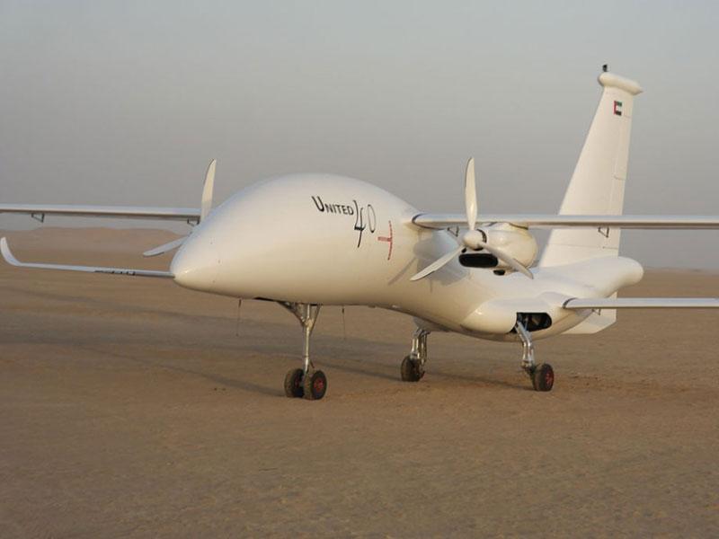 Russia Postpones Tests of UAE-Made Drone