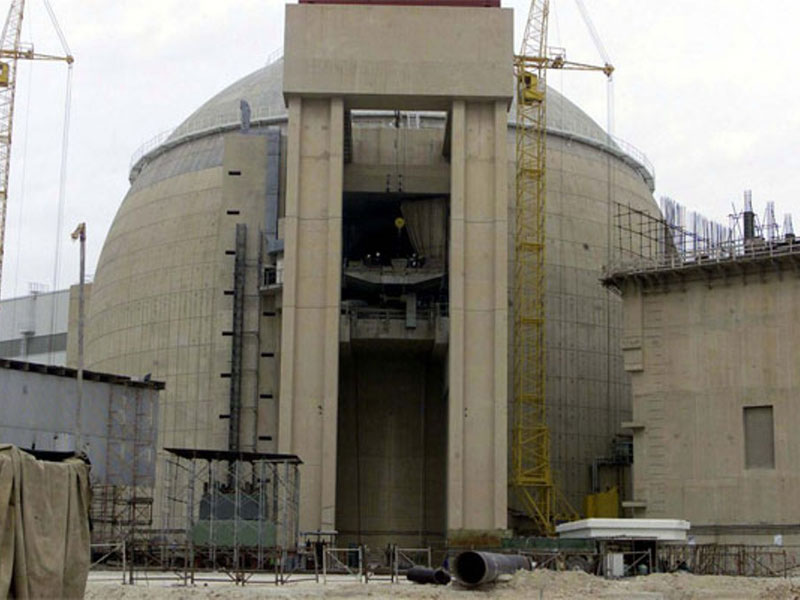 Russia to Build Two New Iran Nuclear Plants