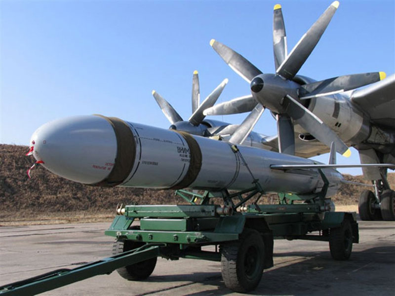 Russia to Deploy 30 Times More Cruise Missiles by 2020