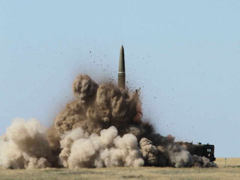 Russia to Test 70 New Missiles & Rockets in 2014