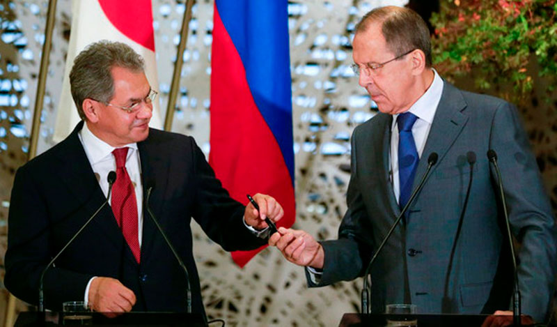 Russian Foreign & Defense Ministers Visit Egypt