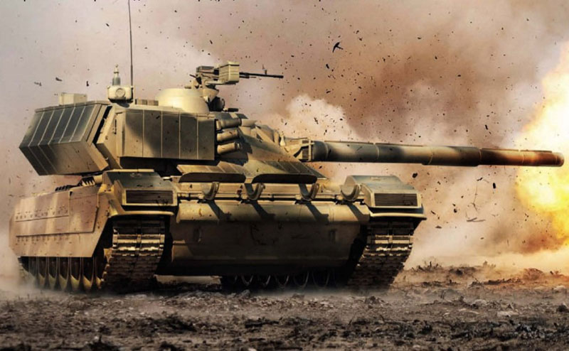 Russian Next-Gen Armata MBT Ready for Testing