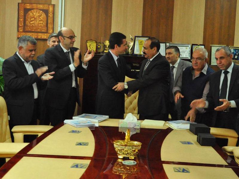 Thales to Modernize Iraq's Air Traffic Management