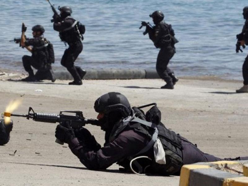 U.S. Leaves 700 Combat Troops in Jordan After Exercise