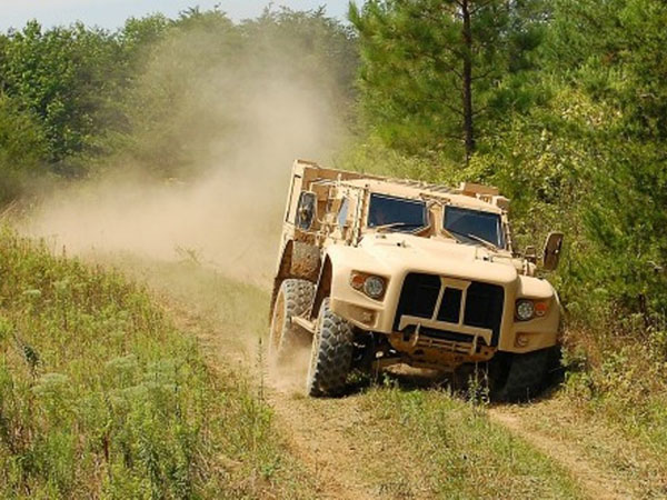 U.S. Military, Oshkosh Defense Mark 1st JLTV Delivery