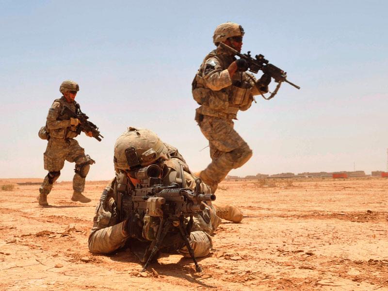 U.S. Mulls Training Elite Iraqi Forces to Repel Al-Qaeda